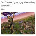 TAke risk