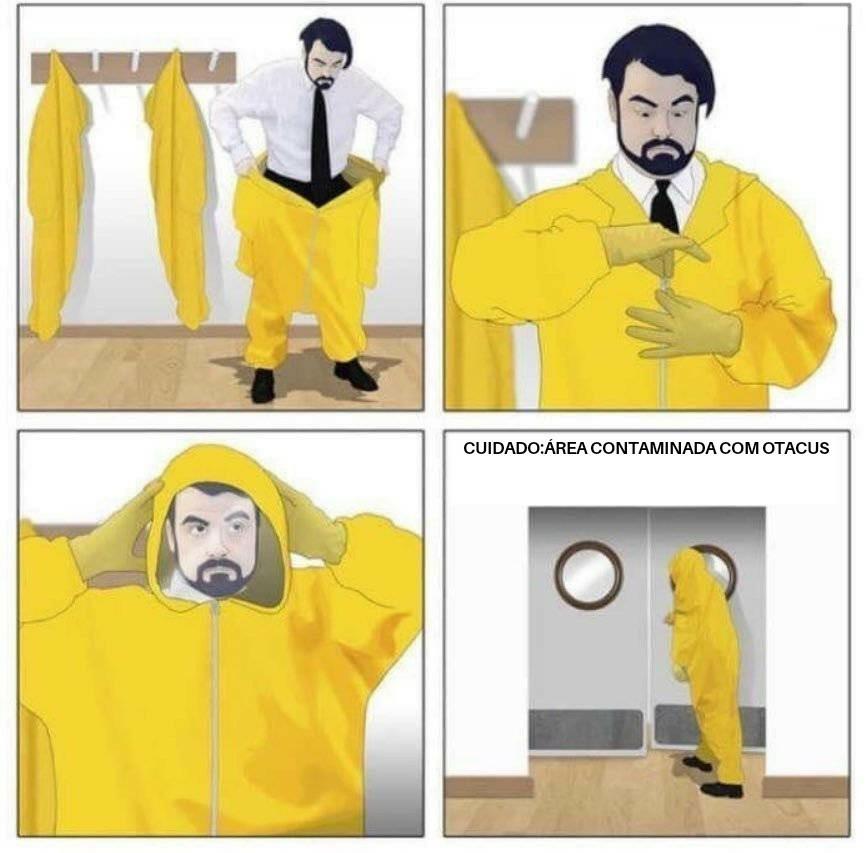 Contaminado - meme
