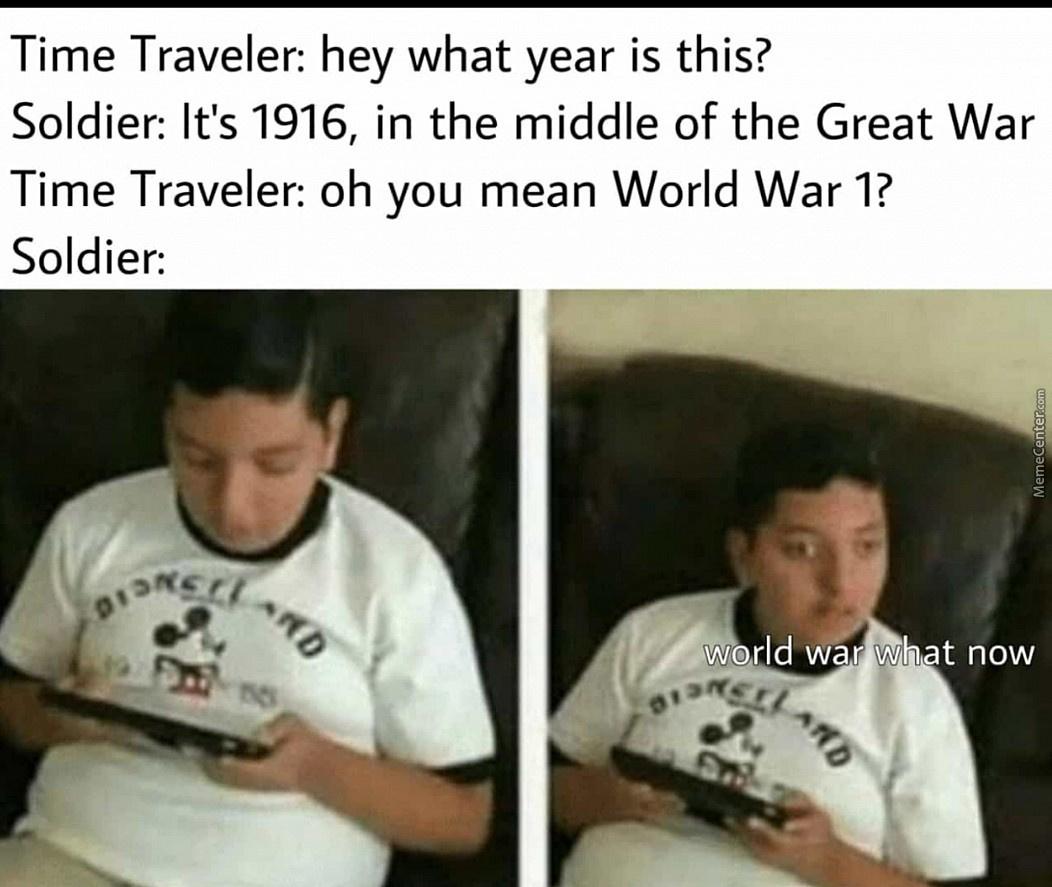 Ach Scheisse, jetzt geht es wieder los - meme