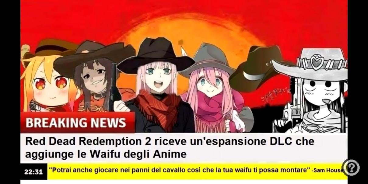 Read dead redemption - meme