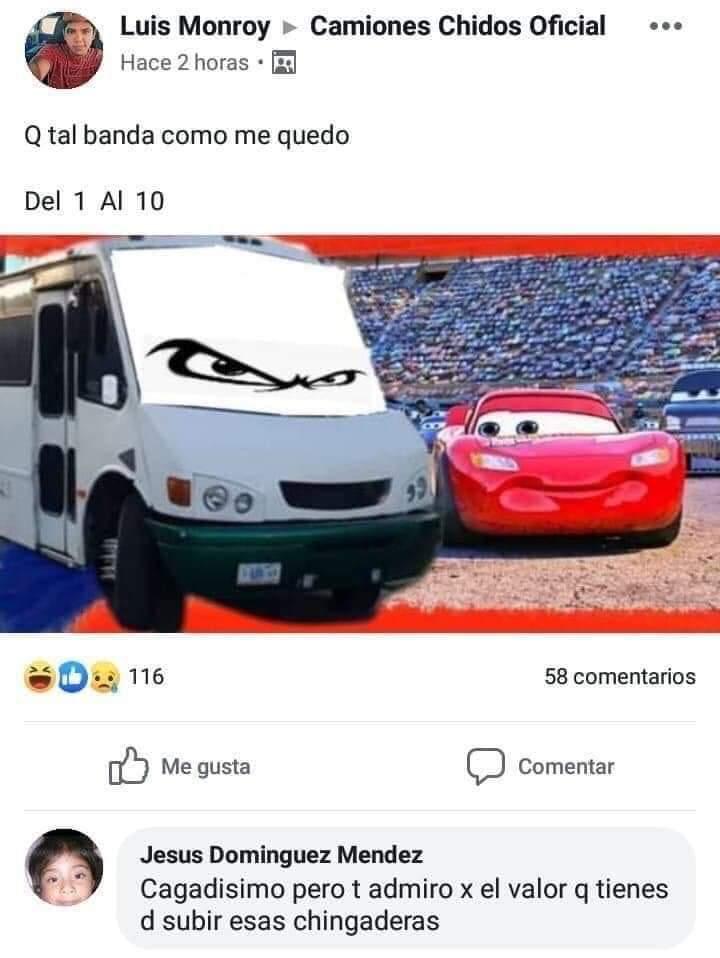Cuchao we - meme