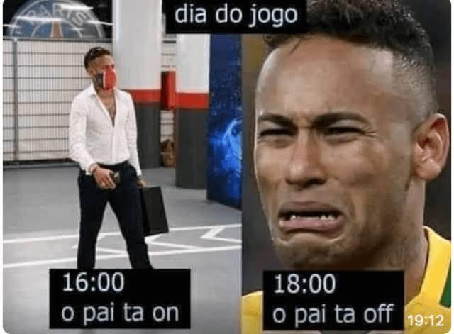 Galvão kkk - meme