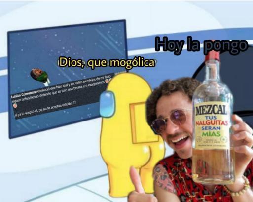 Creditos al XrazeX por la edicion - meme