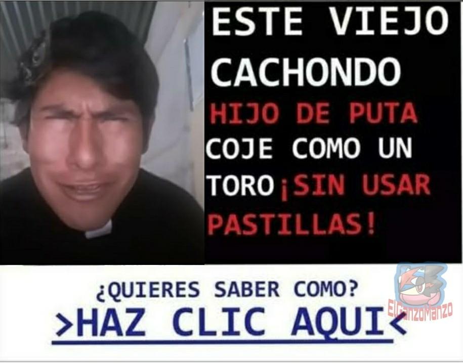 PADRE SE LO RUEGO SAQUEME DEL SOTANO - meme
