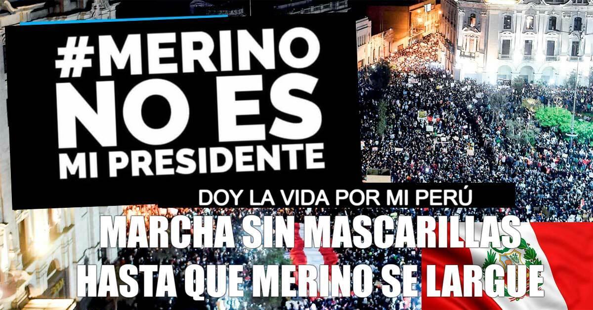 Marcha Perú - meme