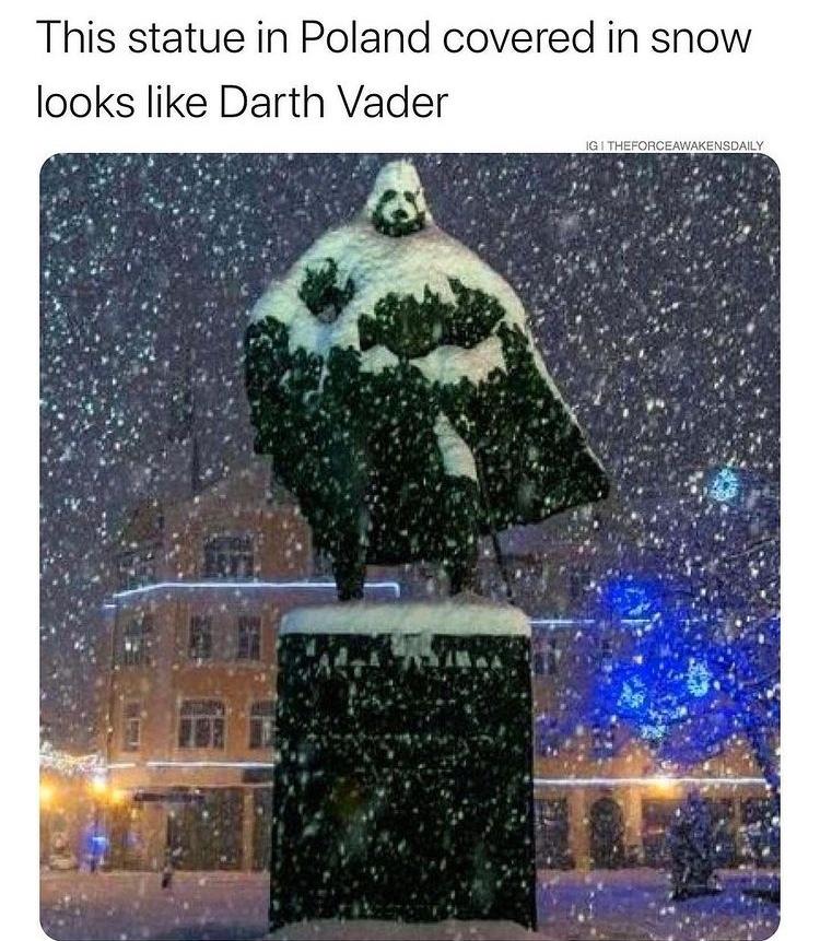 statue - meme