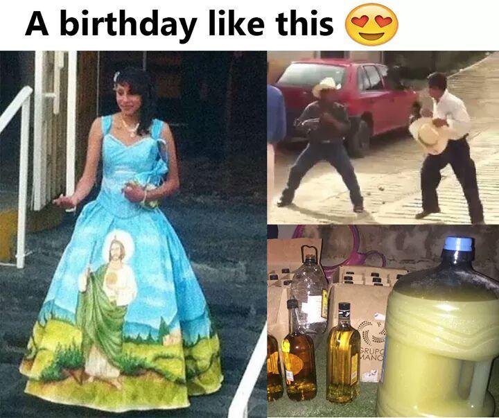 Mexican party fam lmao - meme