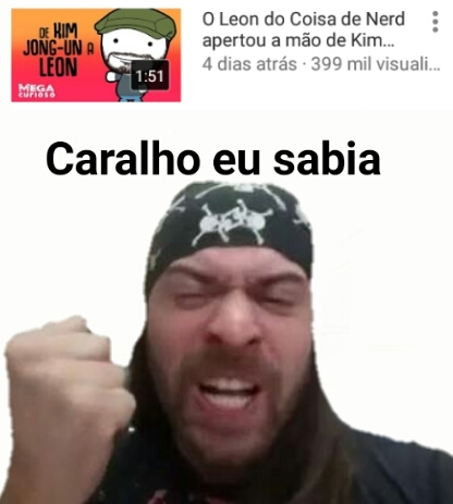 R E F U T A D O !  !  ! - meme