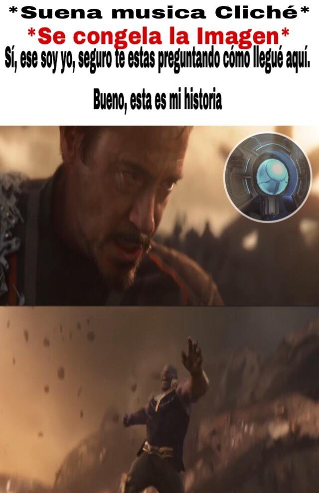 Yo digo que el Cap muere - meme