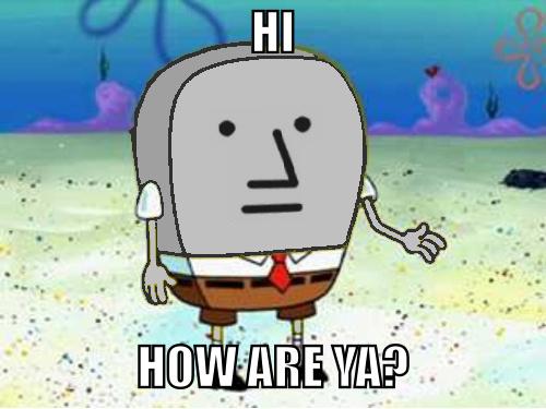 Hi. - meme