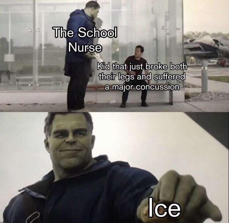 If you didn't wanna fuck your nurse wyd - meme