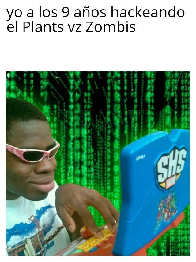 Hackers con j - meme