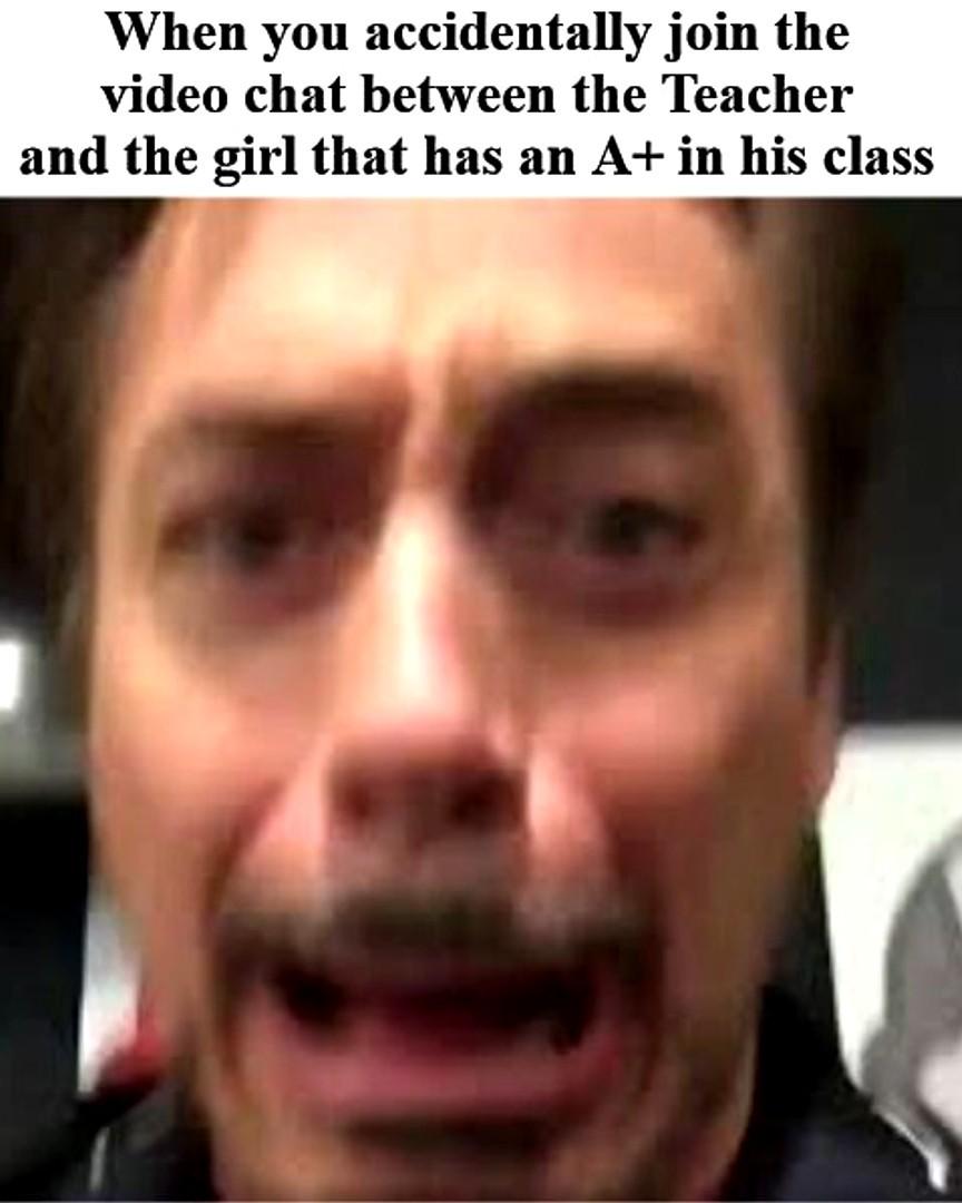 Oh god why - meme
