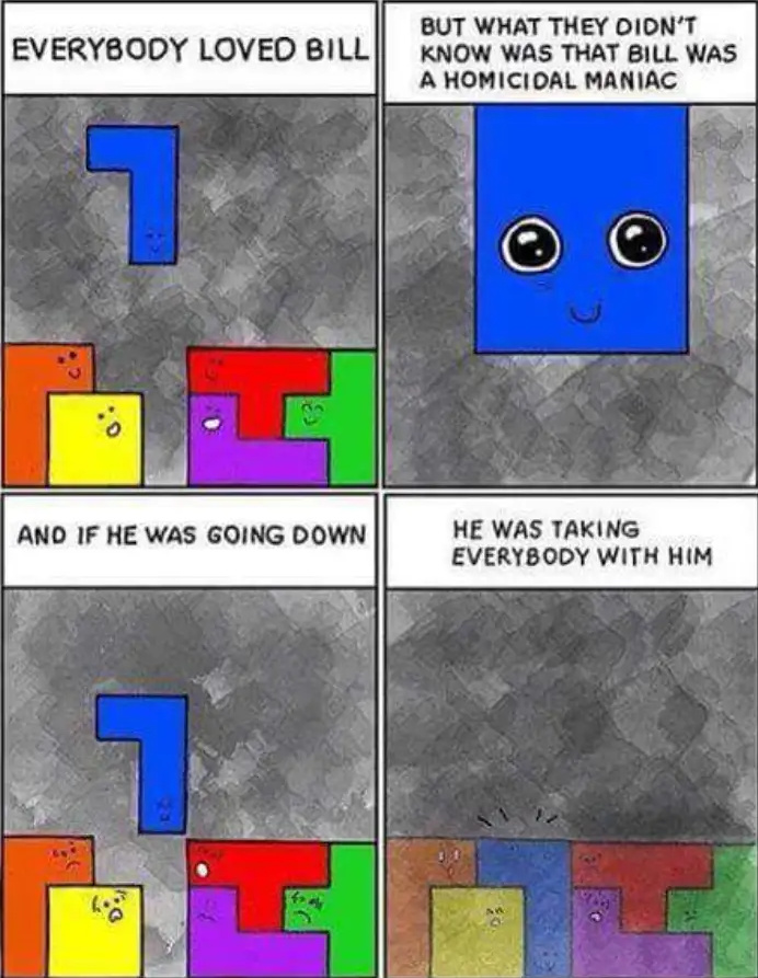 Psychopath - meme