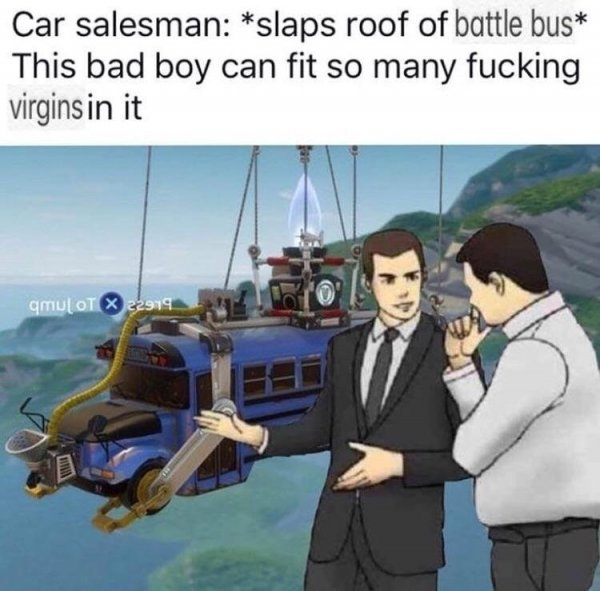 Fortfags - meme