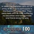 Liechestein army