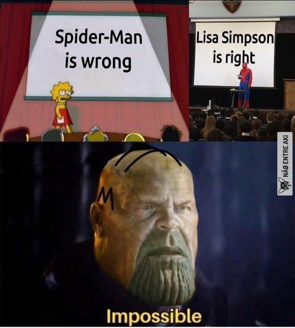 Paradoxo - meme