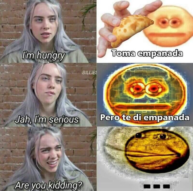 Hola :^) - meme