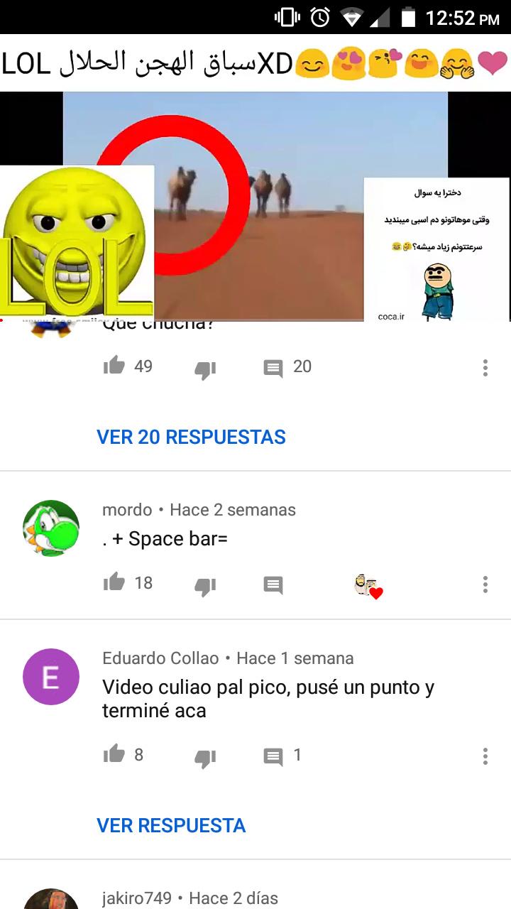 Nadie.  YouTube: - meme
