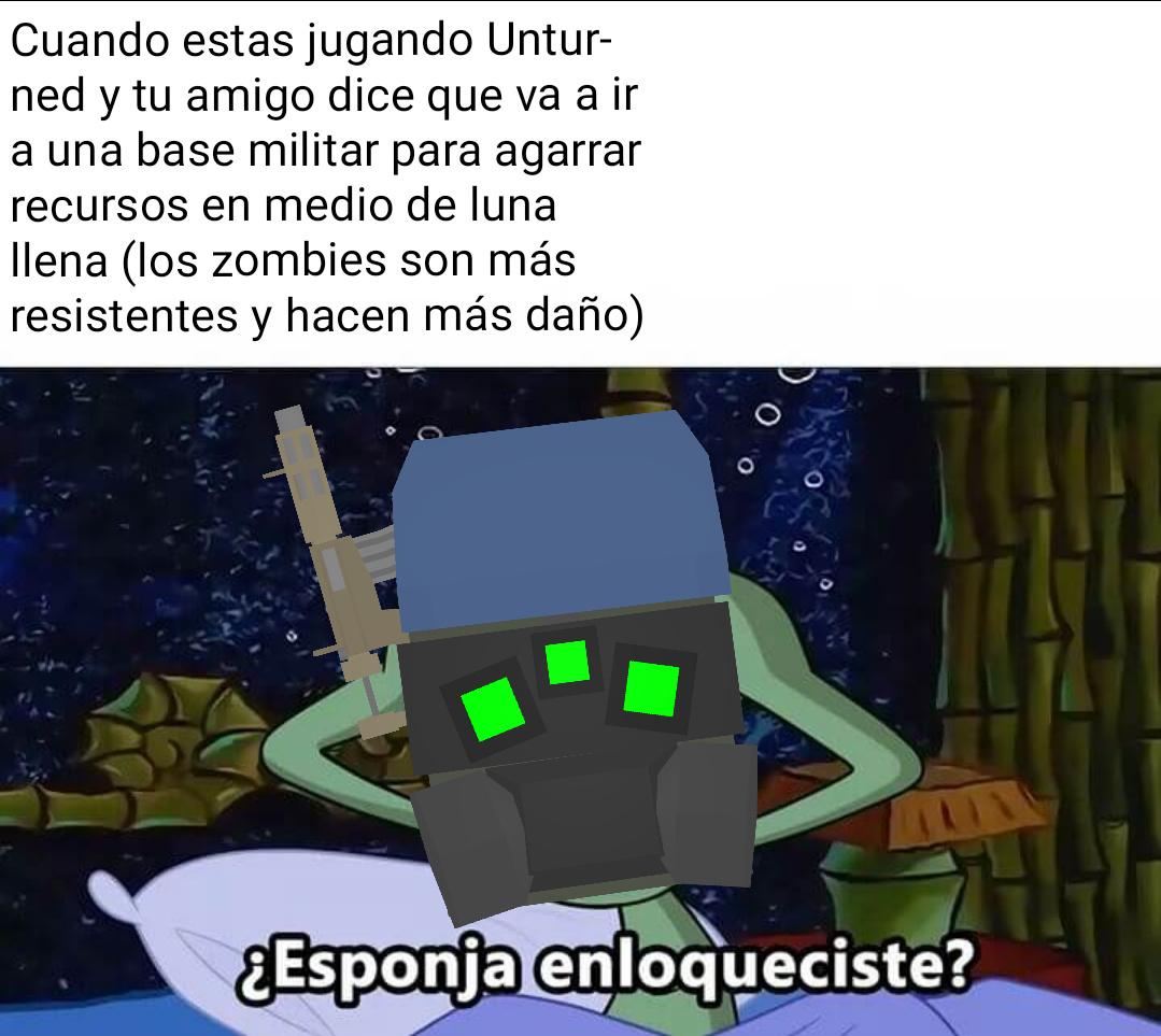 ESE SUJETO ESTÁ LOCO - meme
