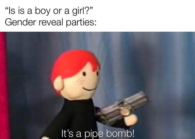 It's facts - meme