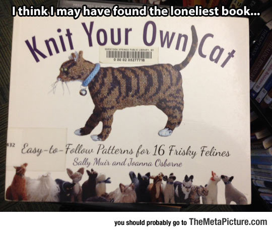 Loneliest Book - meme