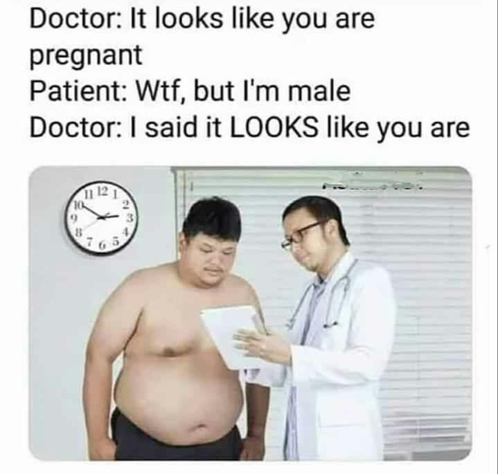 #fat - meme