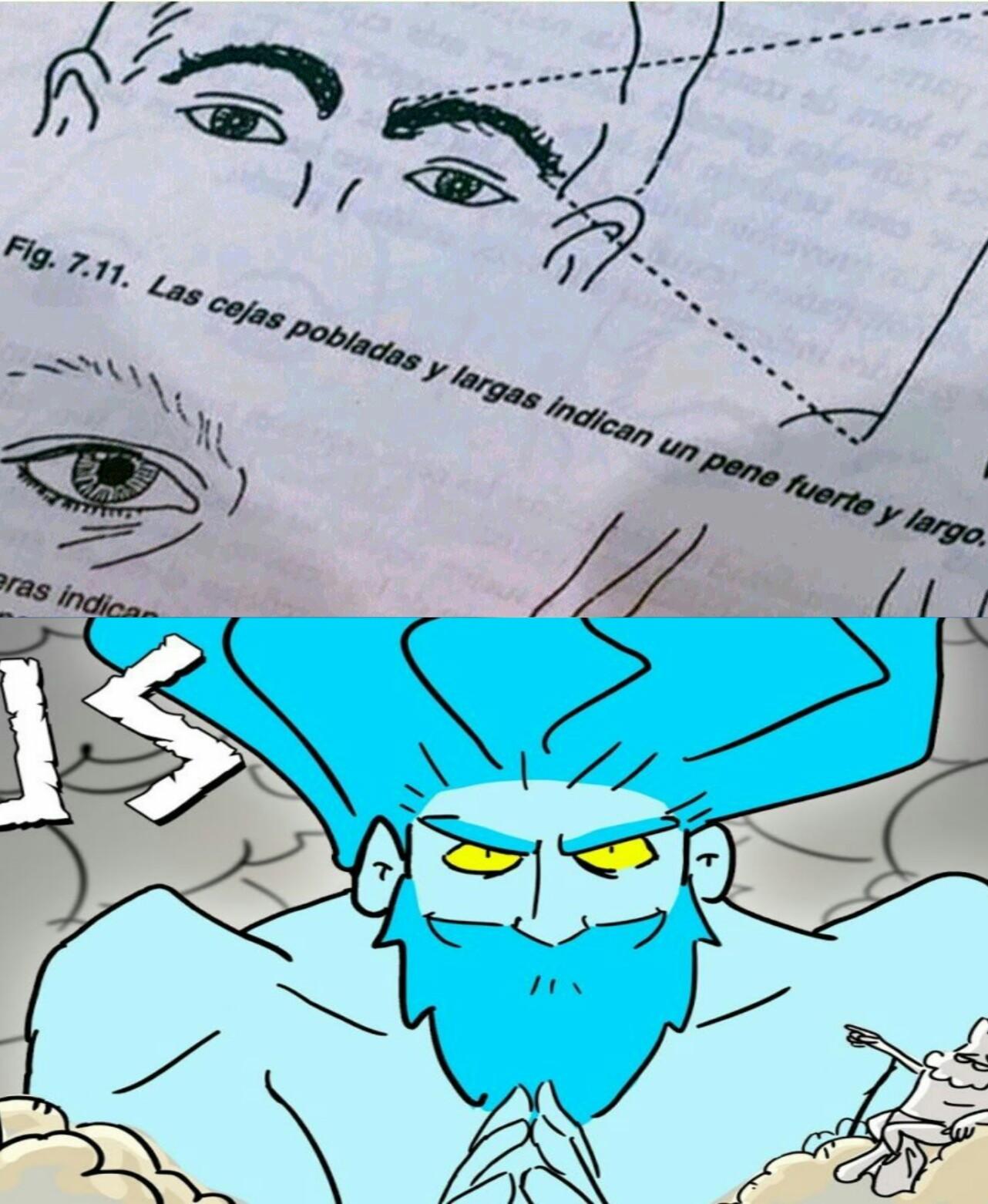 Zeus!!!! - meme