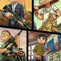 Nobita en gta