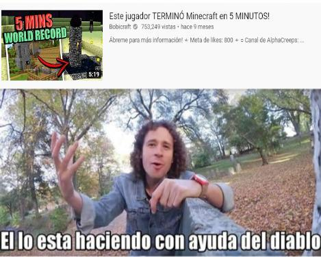 Yo ni sabia que tenia final hasta que vi el video - meme