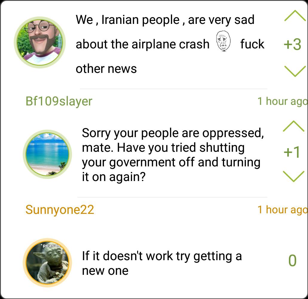 Tech support - meme