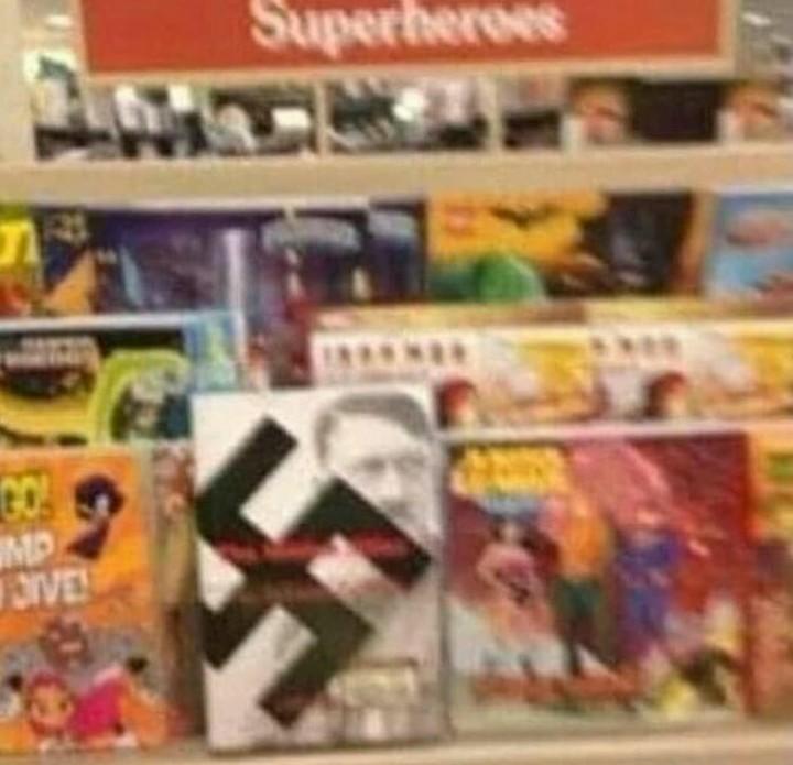 """""""Super heroes"""" - meme"""