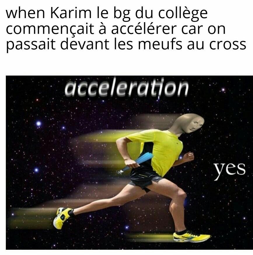 Karim ce bogoss - meme