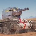 El tanque CRISTOOO