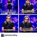 """Carrie Fisher at her finest. God rest her soul"""