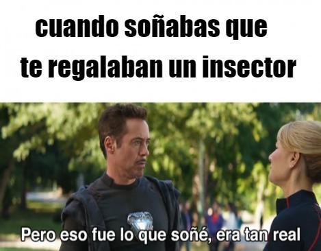 denme mi insector - meme