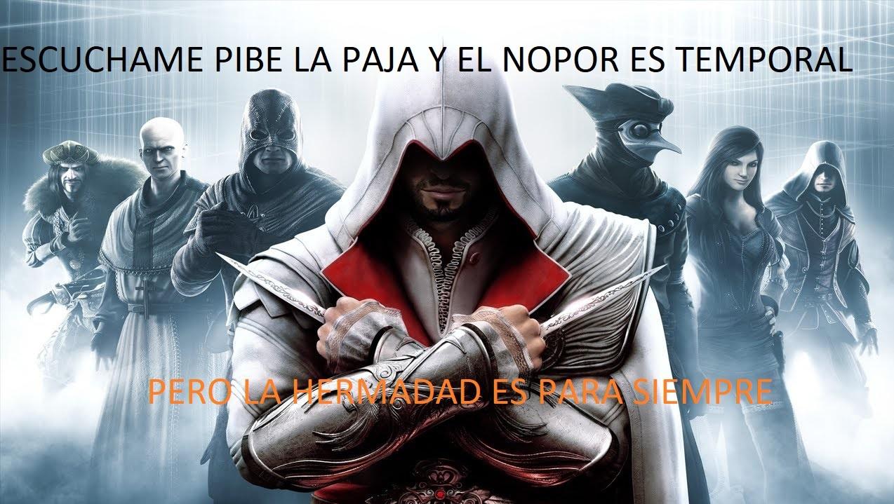 ezio el sabio - meme