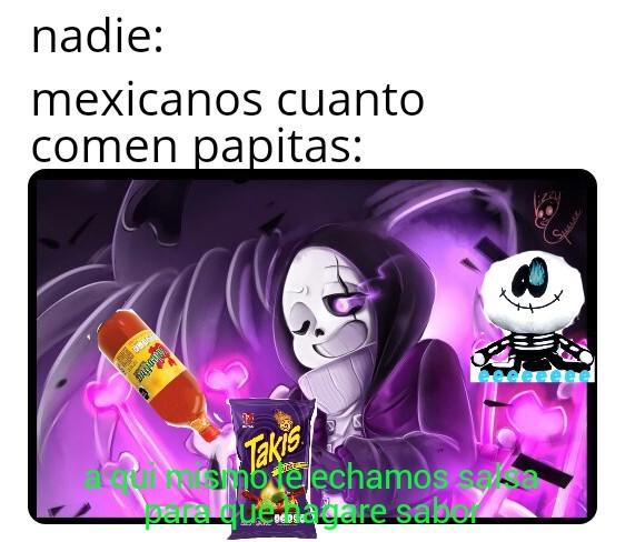 Mejichangos - meme