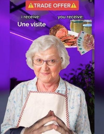 Mamie - meme