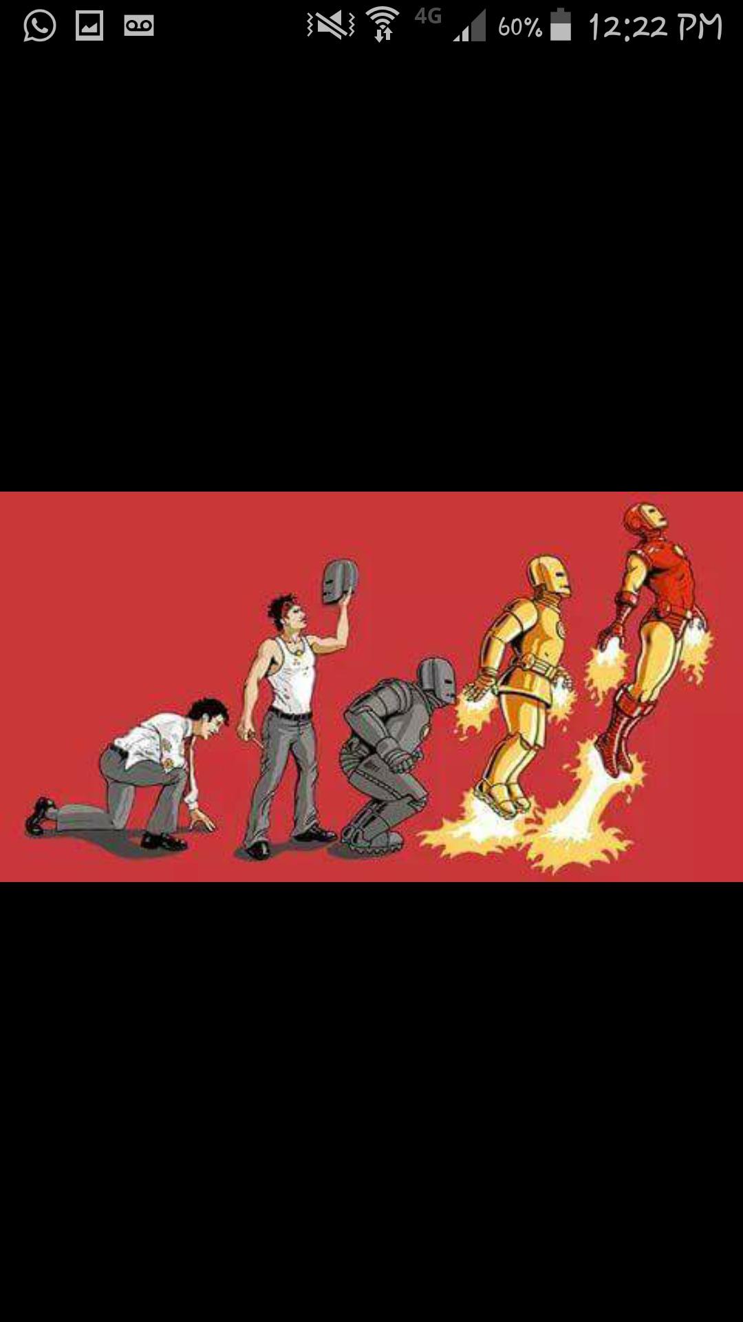 Sr Tony Stark - meme