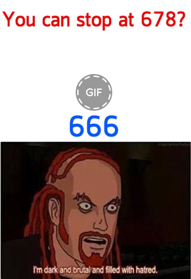 Diabolic - meme