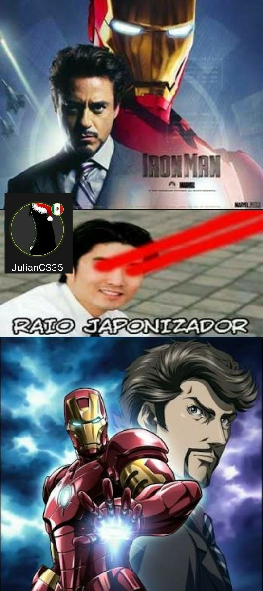 Esos japos - meme