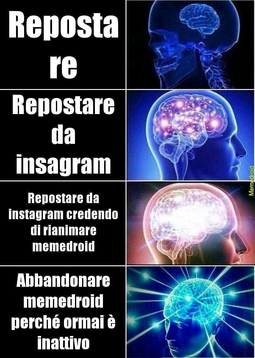 Fate passare - meme