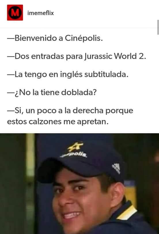 cinepolis - meme