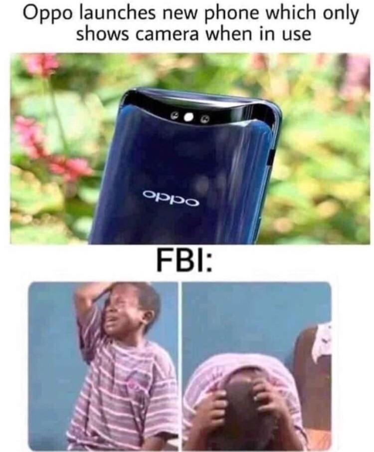 fbi be like- - meme