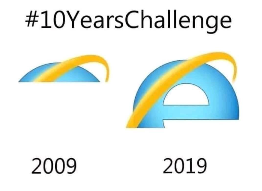 That's it, I'm using Firefox - meme