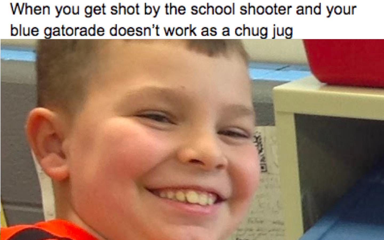 The Best School Shooter Memes :) Memedroid