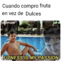 Fitness is my passion