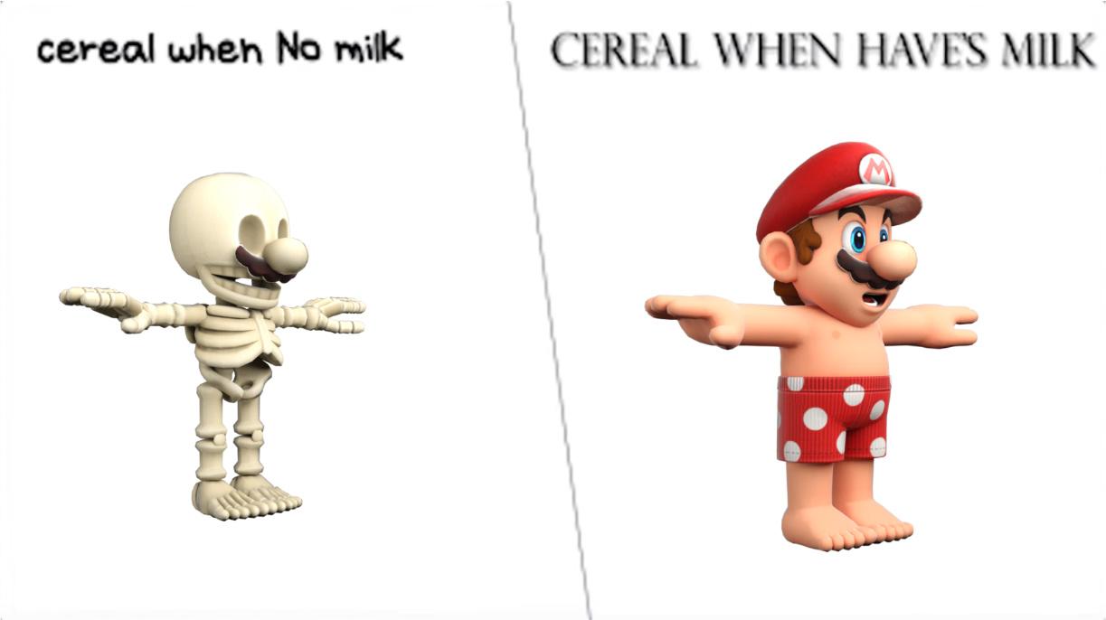 milks - meme