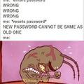 Just let me  log in